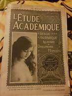 L'etude Academique 33 - Livres, BD, Revues