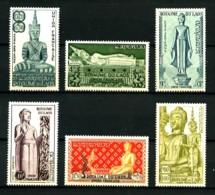 LAOS - PA  7 / 12 - Grand Serment Lao - Série Complète 6 Valeurs - Neufs N** - Très Beaux - Laos