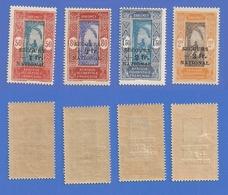 DAHOMEY 145 à 148 NEUFS ** SÉRIE SURCHARGÉE - Unused Stamps