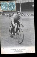 COUREUR CYCLISTE BOUROTTE JLM - Cyclisme