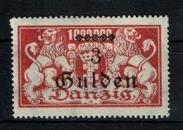 Danzig Michel Nr.: 191 Postfrisch Mit Falz - Danzig