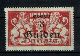 Danzig Michel Nr.: 191 Postfrisch Mit Falz - Dantzig