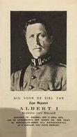 Doodsprentje / Image Mortuaire - Koning / Roi Albert I (Elisabeth) - Brussel - Marche-les-Dames 1934 (uitg Ath) - Religion & Esotérisme