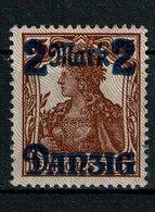 Danzig Michel Nr.: 43 I Postfrisch Mit Falz - Dantzig