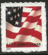 USA 2002 Scott 3625 MNH Perf.8*8 Flag - Etats-Unis