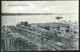 I. Világháború ,  1916. Semendria, Képeslap, Szerbiából Budapestre Küldve Tábori Postával - Hungary