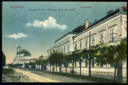 NAGYKÁROLY 1918 . Cca.   Régi Képeslap - Hungría