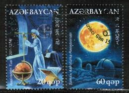 CEPT 2009 AZ MI 758-59 AZERBAIJAN USED - 2009