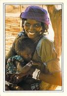 Afrique > (SENEGAL) Bonheur D'une Maman (bébé Sourire Africain) (- Editions  Wakhatilene Photo BOYER F. 17) *PRIX FIXE - Senegal