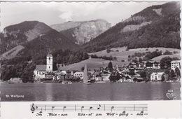 AUTRICHE -  Wolfgangsee Mit Strobl St Wolfgang St Gilgen - St. Wolfgang