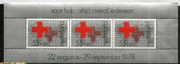 Croix-Rouge Neerlandaise. Bloc-feuillet Neuf ** Pays-Bas - Croix-Rouge
