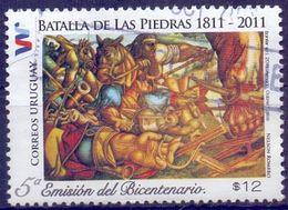Used Uruguay 2011, Battle Of Las Piedras 1V. - Uruguay