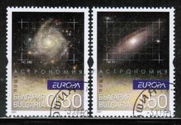 CEPT 2009 BG MI 4904-05 BULGARIA USED - Europa-CEPT