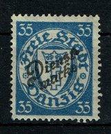 Danzig Michel Nr.: D 48 Postfrisch Mit Falz - Danzig