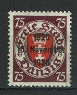 Danzig Michel Nr.: 229 Postfrisch Mit Falz - Dantzig