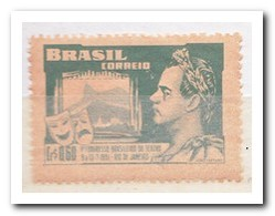 Brazilië 1951, Postfris MNH, Theater Congress - Brazilië