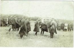 Carte Photo. Militaria. Officiers. A Situer. - Krieg, Militär