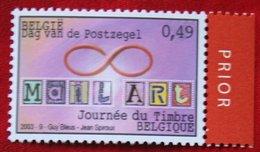 Dag Van De Postzegel OBC N° 3172 (Mi 3221) 2003 POSTFRIS MNH ** BELGIE BELGIEN / BELGIUM - Belgique