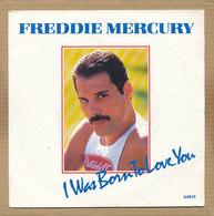 "7"" Single, Freddie Mercury, I Was Born To Love You - Disco, Pop"