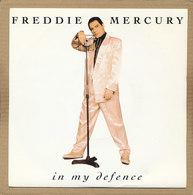 """7"""" Single, Freddie Mercury, In My Defence - Disco & Pop"""