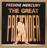 "7"" Single, Freddie Mercury, The Great Pretender - Disco, Pop"