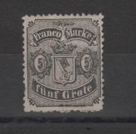 Allemagne _ Ville De Brême  (1866 ) N°12 - Brême