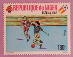 NIGER ANNEE 1980 YT 524 NEUF (**) - Niger (1960-...)