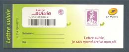France, Autoadhésif, Adhésif, 1177A, Neuf **, TTB, Marianne De Ciappa Et Kawena, Lettre Suivie 20g, Lilas - France
