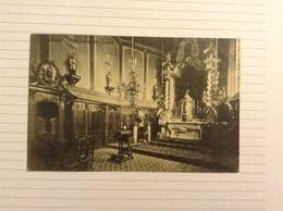 *postkaart, Lessines Lessen Pensionnat Augustines, Gelopen 1920, Zegel 10 Cent Nr, 138 - Lessines