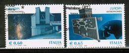 CEPT 2009 IT MI 3294-95 ITALY USED - Europa-CEPT