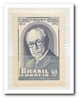 Brazilië 1952, Postfris MNH, Congress Of Homeopathy, Porto Alegre - Brazilië