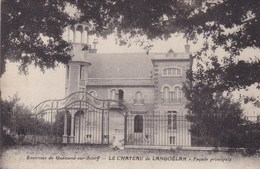 Morbihan - Environs De Guémené-sur-Scorff - Le Château De Langélan - Façade Principale - Guemene Sur Scorff