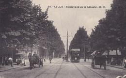 Nord - Lille - Boulevard De La Liberté - Lille
