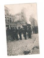 Ostende Rue Des Capucins Effet Obus Mars 1918 - Oostende