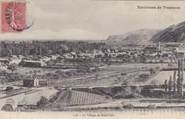 Ardèche - Environs De Tournon - Le Village De Mauves - France