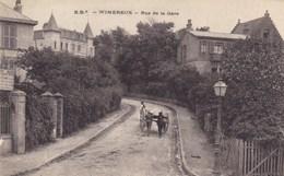 Ardèche - Wimereux - Rue De La Gare - France