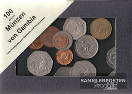 Gambia Coins-100 Grams Münzkiloware - Coins & Banknotes