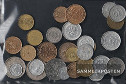 Nepal Coins-100 Grams Münzkiloware - Monnaies & Billets