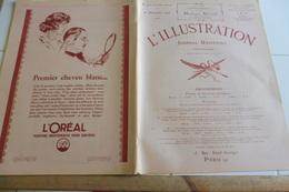 L'ILLUSTRATION 21 NOVEMBRE1925-SARRAIL-AMUNDSEN AU POLE-ROUMANIE- AVIATION FRANCAISE  AU MAROC- - Journaux - Quotidiens