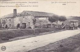 Ardèche - L'Auberge De Peyrebeilhe - Vue Générale (alt. 1365 M.) - France