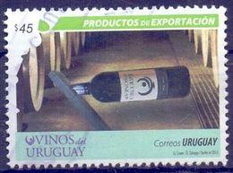 Used Uruguay 2013, Export Products - Wine 1V. - Uruguay