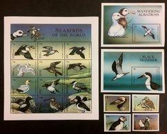 Antigua Barbuda 1998** Mi.2834-37, Klb.2838-49,Bl.412, Bl.413 Birds [19;19,20,21] [13;198] - Birds