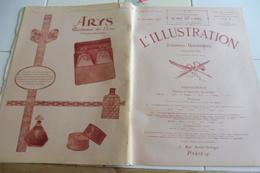 L'ILLUSTRATION 19 DECEMBRE 1925-CONFLIT ANGLO-TURC - TROUBLES DE SYRIE - EGYPTE -EVOLUTION DE L'ISLAM - EAU DE REIMS - Journaux - Quotidiens