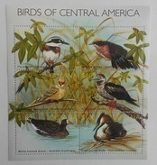 Guyana 2002** Klb.7445-50. Birds Of Central America MNH [8;113] - Non Classificati