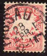 Germany Bavaria Yv# 39a Used - Bavière