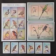 Ghana 1997** Mi.2596-2612 Birds [24;21] - Birds