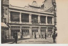 C.P.A. - PARIS - LES FOLIES BERGERE - 58 - - Francia