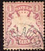 Germany Bavaria Yv# 46 Used - Bavière