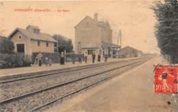 21 - Côte D' Or / 10015 - Vougeot - La Gare - Frankreich