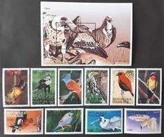 Togo 1995** Mi.2232-46  Birds  [23;53] - Birds